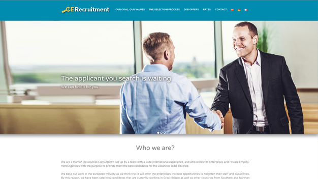 web cerecruitment.es